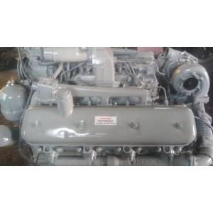 Новый двигатель ЯМЗ 238
