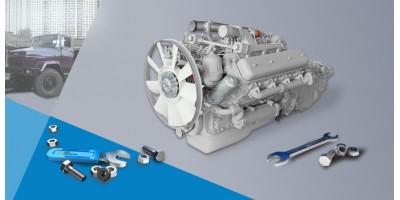 Статья о капитальном ремонте двигателя ЯМЗ 7511
