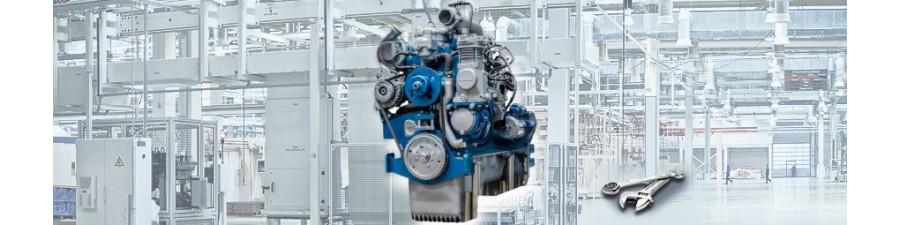 Ремонт двигателей ММЗ Д 245