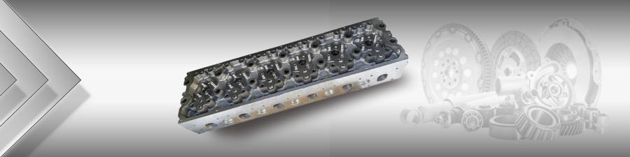 Купить ГБЦ двигателя ЯМЗ 651