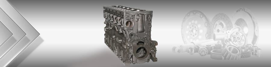 Купить блок двигателя ЯМЗ 651