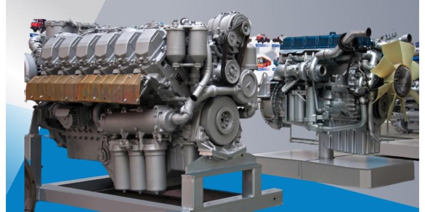 Где отремонтировать двигатель. Ремонт двигателей ЯМЗ.